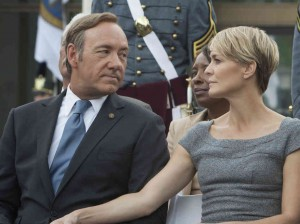 House of cards frank and claire