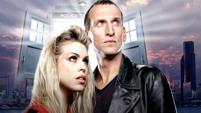 Doctor Who-scifi