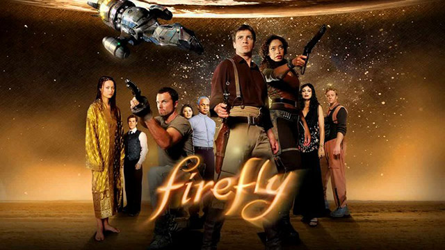 top 15 overall list-Firefly-scifi