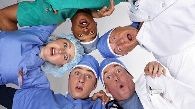 scrubs -Hospital