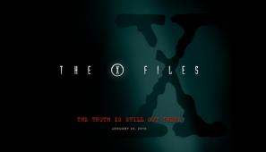 The x files main